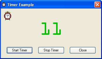 Learning Windows Programming - Timer Objects