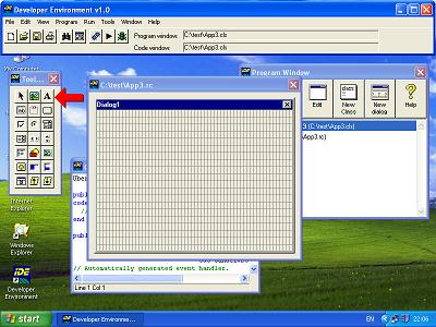 Learn Windows Programming - Picture of Toolbox